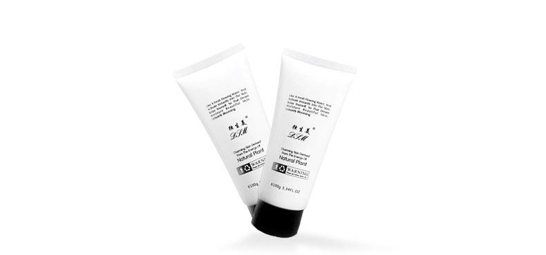 美容院专业线品牌独生美密集嫩白洁面乳