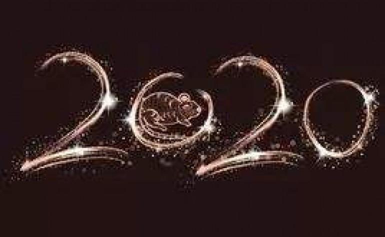 2020庚子年鼠年注定是不平凡的一年  抗击新型冠状病毒 中国加油 武汉加油
